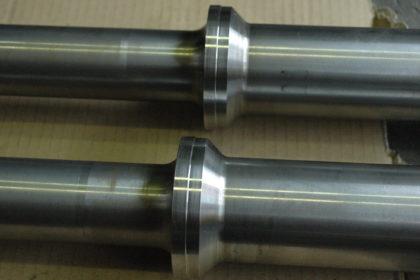 丸物(S45C製品) シャフト(ローラー)製缶 溶接