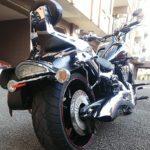 オリジナル バイクパーツ製作 ヤマハXV1900CUレイダー